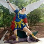Racist Catholic statue causes a stir in Ghana