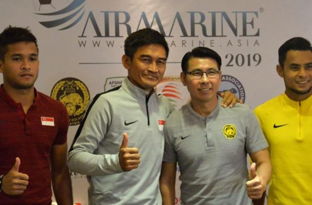 Teams ready for AIRMARINE Cup