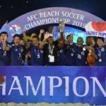 Japan clinch coveted title