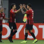 Group B: Al Rayyan SC (QAT) 2-1 PFC Lokomotiv (UZB)
