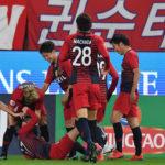 Group E: Kashima Antlers (JPN) 2-1 Johor Darul Ta'zim (MAS)