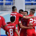Group B: PFC Lokomotiv (UZB) 2-0 Al Wahda FSCC (UAE)