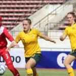 Fine start for Australia, China PR win group