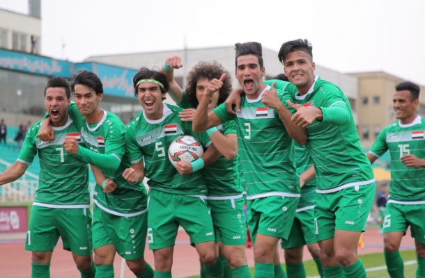 Qualifiers - Group C: Iraq stay on course