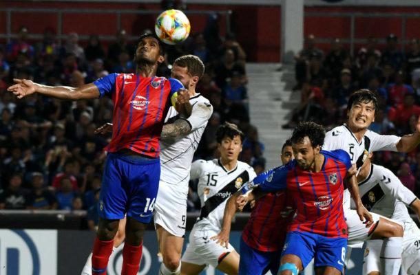 Group E: Johor Darul Ta'zim (MAS) 1-1 Gyeongnam FC (KOR)