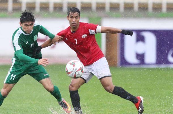 Qualifiers - Group C: Turkmenistan, Yemen settle for a draw