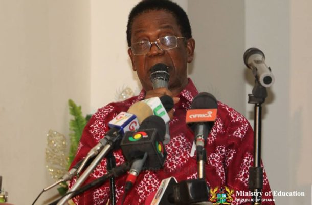 National Summit on Tertiary Education and Enterprise Development opens