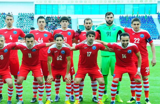 Play-off - 2nd Leg: FC Khujand 0-0 FC Ahal