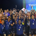 AFC President congratulates Japan for claiming AFC Beach Soccer title