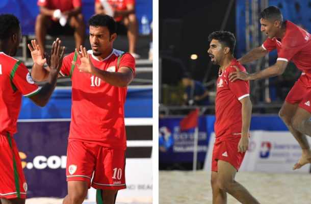 Oman, Palestine prepared for 'last chance' play-off
