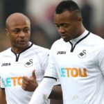 Swansea City eager to sell Jordan and Andre Ayew to cut wage bill