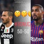 KP Boateng hits out at Leonardo Bonucci over Moise Kean racism comments