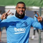 KP Boateng's Barcelona to face Liverpool in Champions League last four