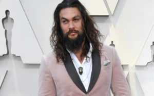 PHOTOS: Fans distraught as Jason Momoa shaves for first time since 2012