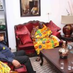 "Ex President Rawlings celebrates Otumfuo for ""remarkable leadership qualities"""
