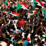 Sudan protest hub: Ministry 'woos' international support for military