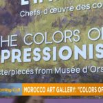 "Morocco art gallery: ""Colours of impressionism"" [The Morning Call]"