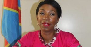 DRC MPs elect woman speaker of parliament, Jeanine Mabunda
