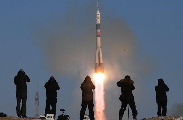 UAE Names First Astronaut to Fly to ISS on Board Russian Soyuz Vehicle (PHOTOS)