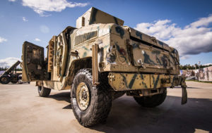 Militia Humvee With Enormous Cannon Spotted in Libya (PHOTOS)