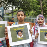 Alleged VIDEO of Bangladeshi Teen's Tearful Ordeal at Police Leaked Online