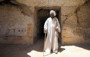 Good Timing: Egypt Unveils 3,500-Year Old Tomb on World Heritage Day (PHOTOS)