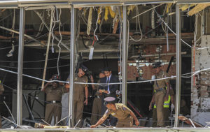 """Sri Lanka Issues PHOTOS of """"Most Wanted"""" Suspects in Serial Bomb Blasts"""