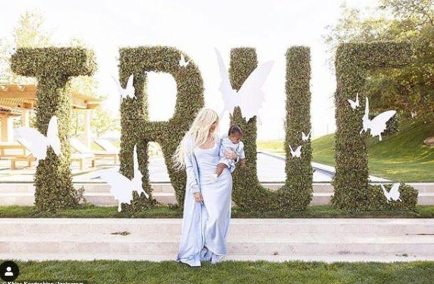 PHOTOS: Khloe Kardashian shares photos from True Thompson's first birthday bash