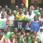 Qatar-based NGO launches football project in Ghana