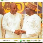 Don't misrepresent my position in Free SHS - Mahama tells Bawumia
