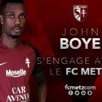 John Boye secures Ligue 1 promotion for FC Metz