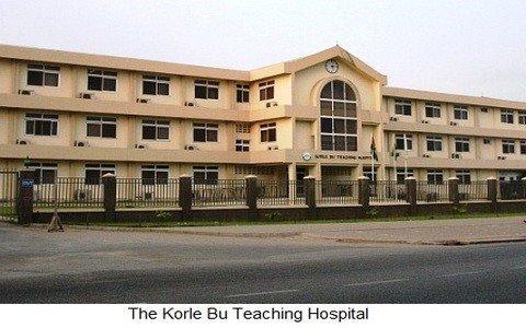Korle-Bu  Teaching Hospital now HeFRA certified