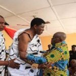 We'll always support you – Techiman Chief to Akufo-Addo