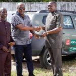 Mahama donates 20 cars to NDC campaign team