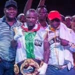 Joseph Agbeko vows to reclaim world title