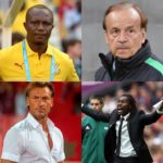 Top African coaches to attend 2019 AFCON draw in Egypt