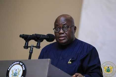Resist violence - Akufo-Addo admonishes Ghanaians against blood-thirsty politicians