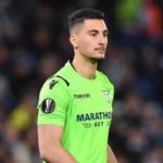 LAZIO goalie STRAKOSHA planning to leave in case of no CL