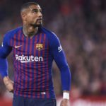 KP Boateng will leave Barcelona at the end of the season- Report