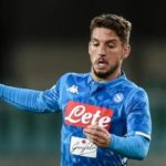 NAPOLI - No deal on extension with MERTENS. Sale's on