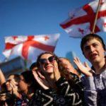 Georgia offers help to runaway Saudi sisters