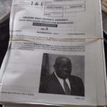 Exams paper not ballot paper; erase Akufo-Addo's face on it – NDC boy to GES