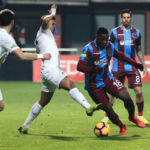 Trabzonspor president claims Leeds will have to pay £10m to keep Caleb Ekuban