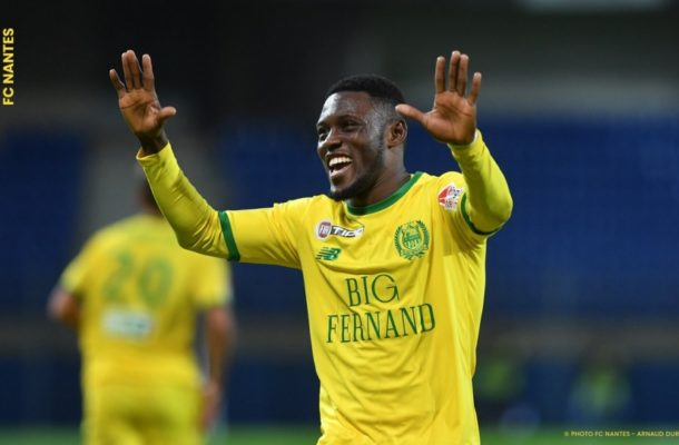 FC Nantes want to make Majeed Waris stay permanent
