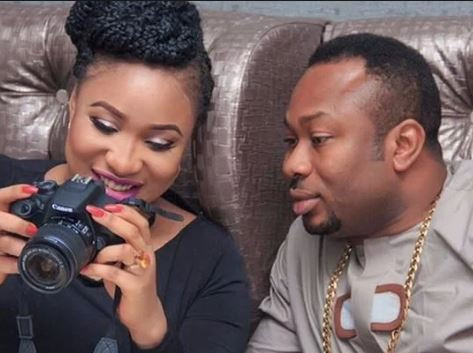 VIDEO: My ex-hubby can't last inside a woman for 40 seconds, he has pre-mature ejaculation- Tonto Dikeh