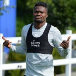 Leicester City manager gives promising injury update on Daniel Amartey