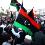 Protests in Libya against Haftar's offensive