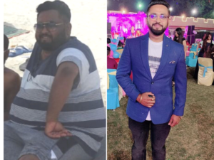 """Weight loss: """"I was so fat that I felt like a person from another planet in group photos!"""""""