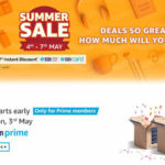 Amazon Summer Sale announced: Dates, discounts and special offers