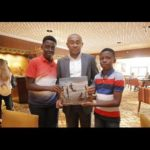 CAF President fulfils Cairo promise to Ghanaian school kids